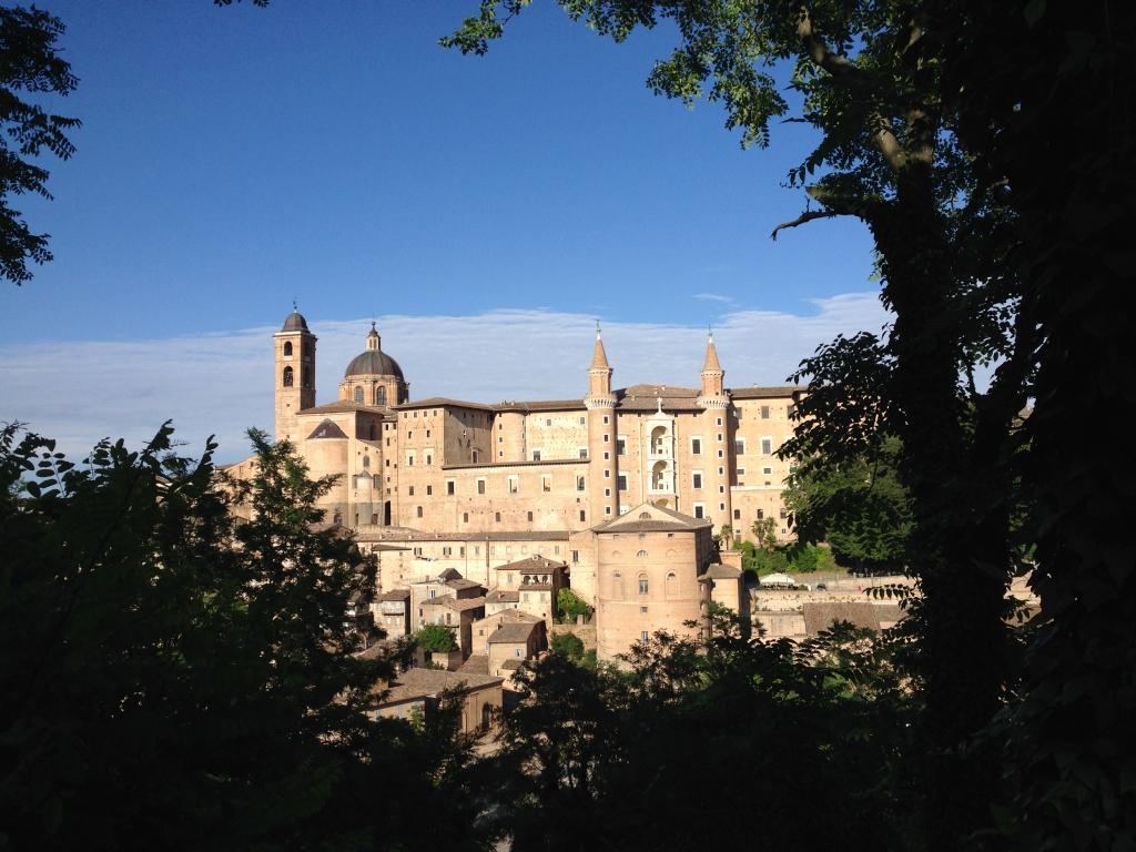 Urbino 2016 Palazzo Ducale